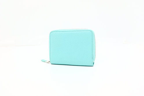 Tiffany & Co. Zipped Compact Wallet
