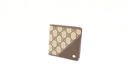 Gucci Supreme Canvas Bifold Wallet