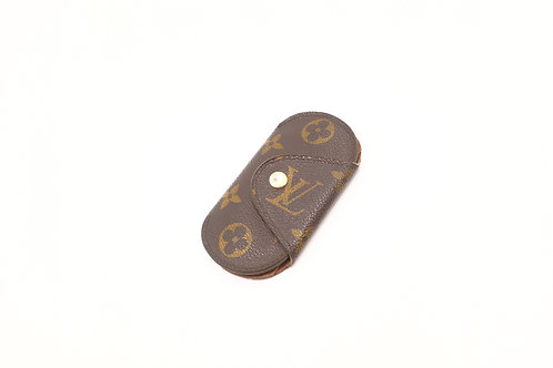 Louis Vuitton Monogram Key holder vintage BUY LV Case SLG