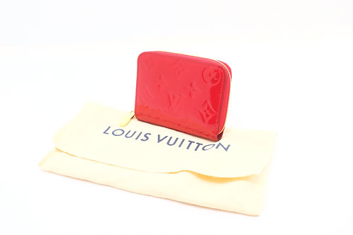 Louis Vuitton Vernis Zippy Compact Wallet