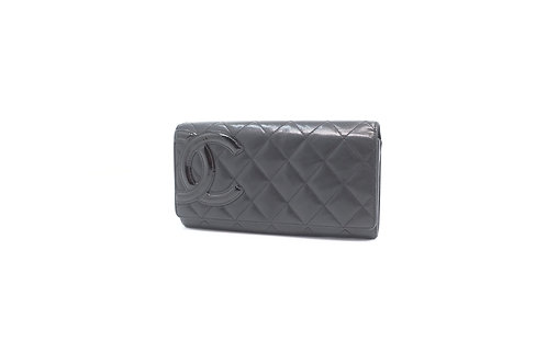Buy pre loved Chanel cambon long wallet