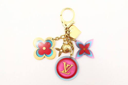 Louis Vuitton Candy Bag Charm in Resin and Gold Tone Hardware