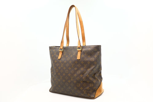 Louis Vuitton Cabas Mezzo Jolie LV Preloved Vintage