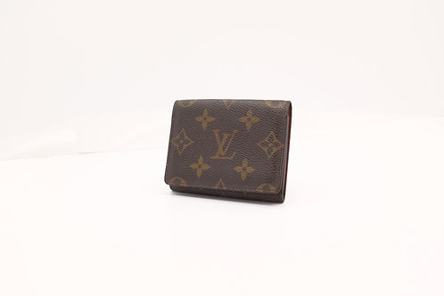 Louis Vuitton Card Case in Monogram Canvas