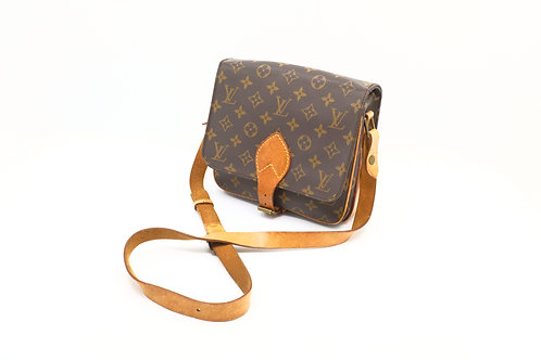 buy preloved Louis Vuitton Cartouchiere MM