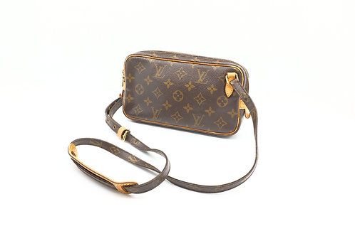 Buy pre loved Louis Vuitton Marly Bandouliere at wld