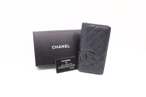 buy preloved Chanel Cambon Line Long Wallet