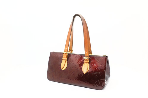 Louis Vuitton Rosewood Avenue Shoulder Bag Vernis