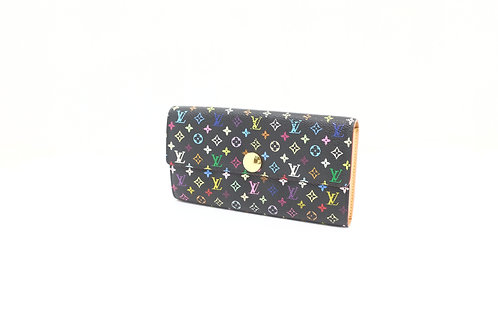 Louis Vuitton Sarah Multicolor Noir
