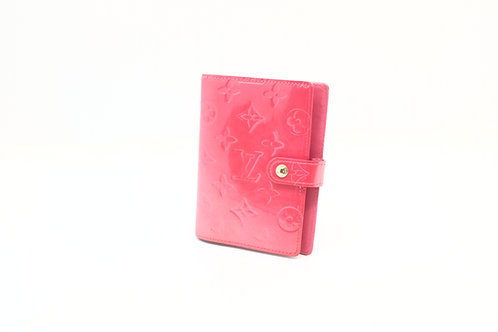 buy preloved Louis Vuitton Agenda PM Vernis