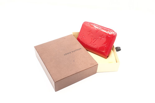Buy preloved Louis Vuitton Zippy Compact Wallet Vernis