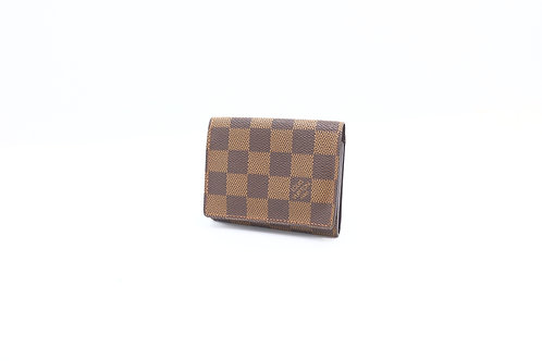 Buy preloved Louis Vuitton Card Case DE