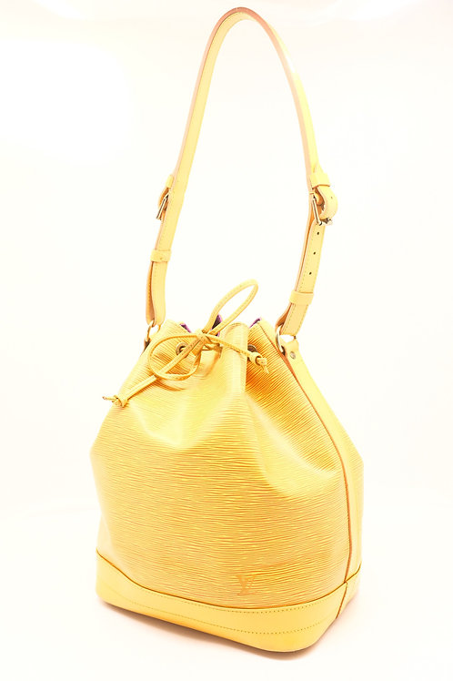 Louis Vuitton Noe Epi yellow