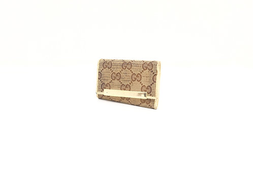 Buy preloved Gucci GG canvas Key Case