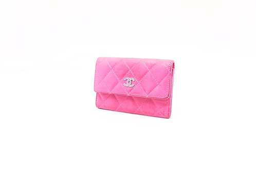 Chanel Matelasse Card Case