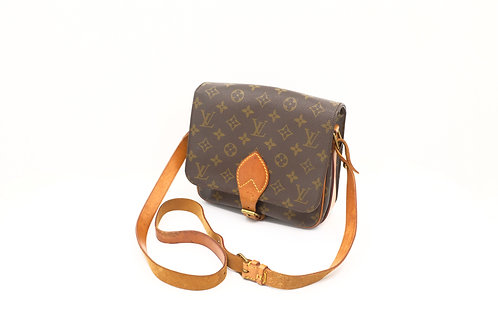 Buy pre owned Louis Vuitton Cartouchiere at wld