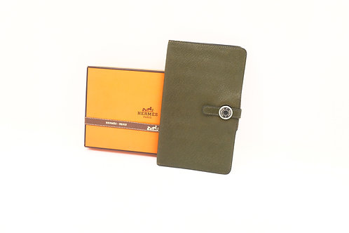 Hermes Dogon MM Wallet