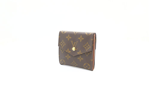 Louis Vuitton Elise Wallet Monogram Compact Vintage