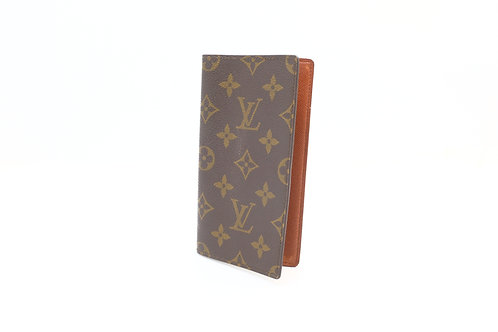 Louis Vuitton Checkbook Cover