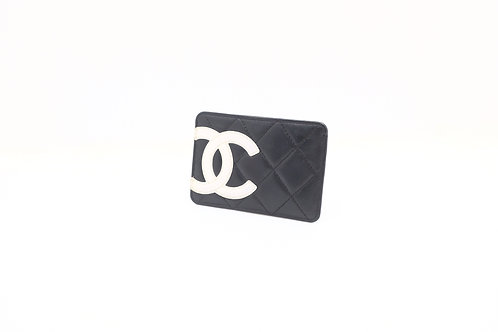 Buy preloved Chanel Cambon Line Card Holder