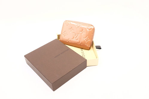 Buy preloved Louis Vuitton Compact Zippy Wallet Vernis