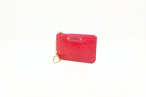 buy preloved Louis Vuitton Fuchsia Vernis Cles