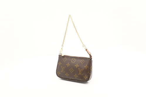 Louis Vuitton Mini Pochette Accessories LV