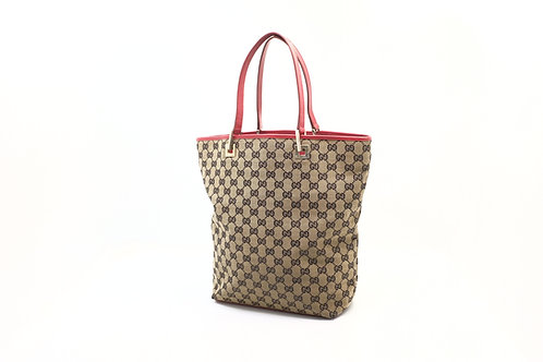Gucci GG canvas Shoulder Tote Bag