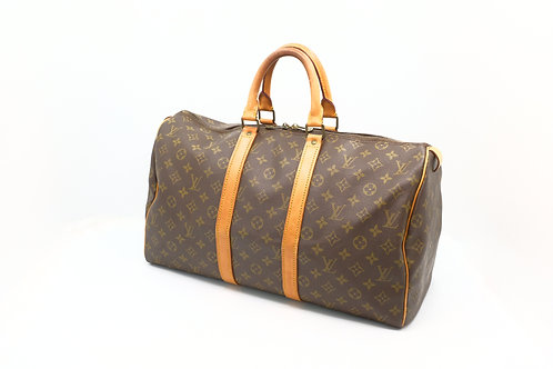 buy preloved Louis Vuitton Keepall 45