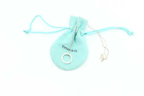 Tiffany & Co. 1837 Ring Necklace