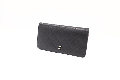 buy preloved Chanel Matelasse Bill Fold Wallet