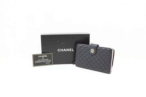 Chanel Snap bifold wallet