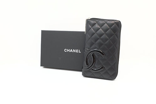 buy preloved authentic Chanel Cambon Travel Organizer