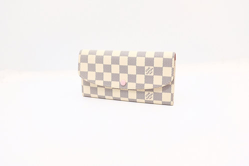Louis Vuitton Emilie Wallet DA