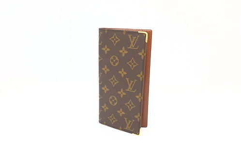 Buy preloved Louis Vuitton Vintage Checkbook Cover
