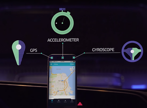 The new Uber Partner app will monitor your driving behaviour
