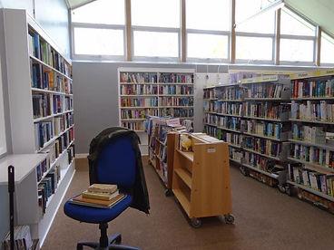 FLAG books section.JPG