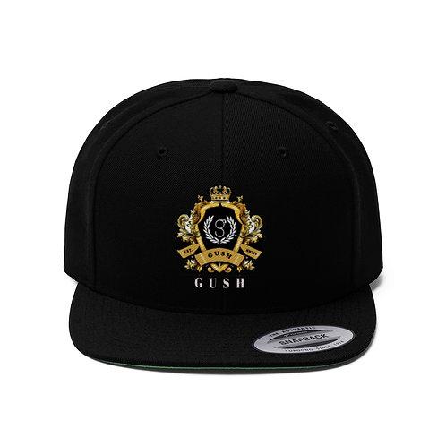 GUSH - Unisex Flat Bill Hat