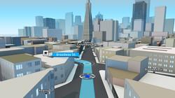 Concept: 3D map navigation use-case