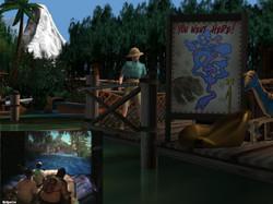 Disney Virtual Jungle Cruise
