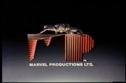 Marvel Logo 1987