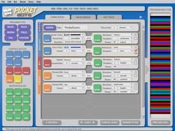 Pocket Bots UI Design
