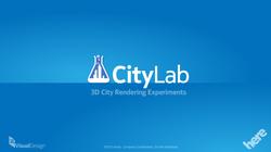 CityLab splash screen