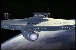 Star Trek CG screen test 1986