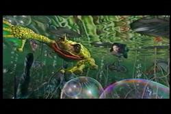 Peter Gabriel: Kiss that Frog