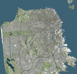 3D Map: San Francisco