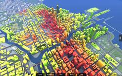 Heat map prototype