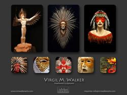 Artist Virgil M. Walker website