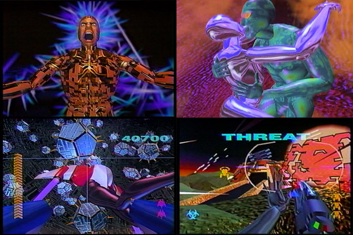 Lawnmower Man 1992
