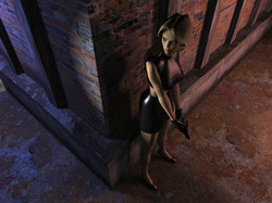 Nikita: game concept art